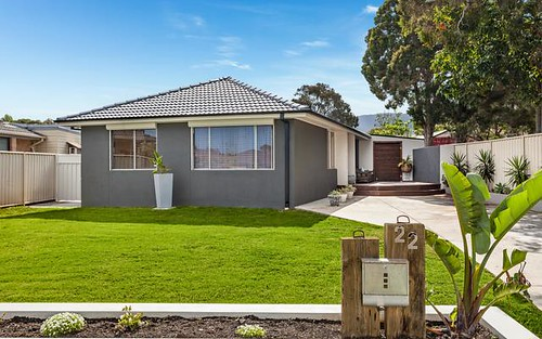 22 Wollonyuh Cr, Horsley NSW 2530