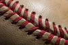 Baseball (Kozma Shots) Tags: summer d7100 nikond7100 chicago wrigleyfield mets newyorkmets cubs chicagocubs payitforward history stitches baseball red macro nikon closeup small contrast
