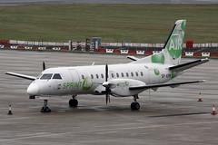 SP-KPR Sprint Air Saab 340A. Birmingham 02/12/2017 (Tu154Dave) Tags: spkpr sprintair saab saab340 sf340a saab340a bhx birmingham turboprop