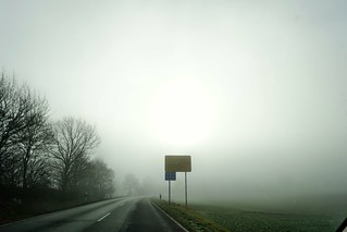 Nebel in der Eifel
