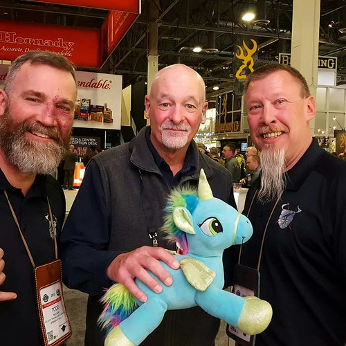 """2018 SHOT show! • <a style=""""font-size:0.8em;"""" href=""""http://www.flickr.com/photos/150942599@N04/26266899568/"""" target=""""_blank"""">View on Flickr</a>"""