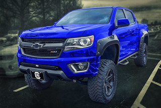 Chevy Colorado Z71 (Cars & Coffee of the Upstate)