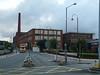 Albion Mill / CWS works Pollard St (North Ports) Tags: pollard st street cws abion mill works artisan development manchester redevelopment 2002 2003 northe west regeneration