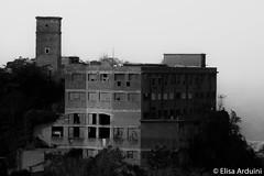 Neglected building (ElisaArduini) Tags: neglected abandoned building edificio abbandonato creepy mono tivoli photography fotografia flickr photo photos foto nikon d3200 nikond3200
