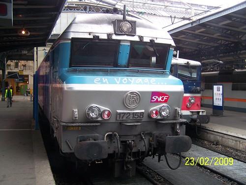 CC 72158 à Paris Est
