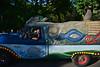 2017 Lake Harriet Art Car Parade - House of Balls truck (schwerdf) Tags: artcarparade artcars cars lakeharriet minneapolis minnesota oldcars