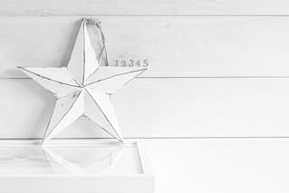 18/365: 1,2,3,4,5 pointed star