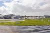 Plane hangar (A. Wee) Tags: auckland newzealand nz 奥克兰 新西兰 机场 airport akl hangar