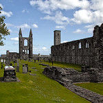 RUINAS DE LA CATEDRAL DE ST. ANDREWS   -   RUINS OF THE CATHEDRAL OF ST. ANDREWS thumbnail