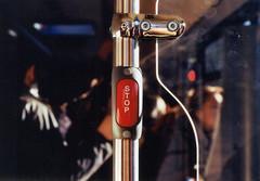 STOP (Leopoldo_Ferrari) Tags: color film analog photo foto photography pic colors colori colore pellicola rullino analogico old vecchio stile style nikon camera vintage
