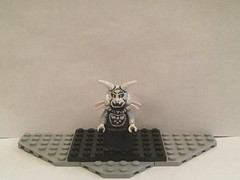 Lego Custom: Asriel Dreemurr (God of Hyperdeath) (Undertale) (Captain Crafter) Tags: lego villain villains custom asriel dreemurr god hyperdeath flowey undertale chara frisk videogame videogames hopes dreams his theme memory playstation games game true ending dream on asgore toriel goat papyrus goats indie