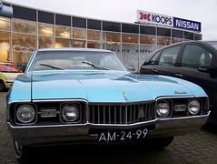 Oldsmobile Cutlass (Skylark92) Tags: nederland netherlands holland utrecht amersfoort oldsmobile cutlass am2499