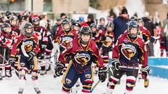 Game day (Eric Vidal Photographie) Tags: hockey outdoor canon canon5d team