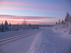 100725  E45 mellan Gällivare och Porjus (What about the Arctic) Tags: 2018 norrbottenslän lappland sverige gällivarekommun e45 porjus jokkmokkkommun