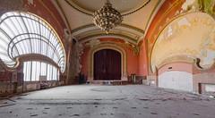 Cazino 1910 (tobi_urbex) Tags: urbex urban exploration lost lostplaces abandoned decay decadenza abbandono forgotten dimenticato romania cazino casino 1910
