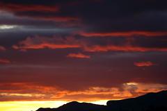 Sunset 1 10 18 #09 (Az Skies Photography) Tags: sun set sunset dusk twilight nightfall sky skyline skyscape cloud clouds red orange yellow gold golden salmon black january 10 2018 january102018 11018 1102018 canon eos 80d canoneos80d eos80d canon80d rio rico arizona az riorico rioricoaz arizonasky arizonaskyline arizonaskyscape arizonasunset