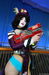 IMG_7614 (willdleeesq) Tags: cosplay cosplayer cosplayers lbce lbce2018 longbeachcomicexpo longbeachcomicexpo2018 borderlands madmoxxi