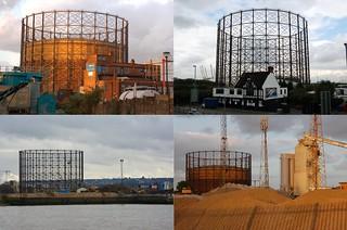 Greenwich Gas Holder