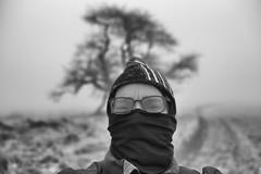 Balaclava Day (Steffe) Tags: steffe me selfie monochrome fog mist balaclakva balaklava wish utata:project=narcissism