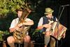The Vaunted Golden Hour (3) (Robert F. Carter Travels) Tags: people horn horns sunlight goldenhour goldenlight accordian accordians