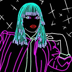 All Night Long Fan art of @jojourbandiva #JojoMcduffie from #themaryjanegirls ☆☆☆ #art #aesthetic #vaporwave #vaporart #80s #memphis #artistsoninstagram #neon #melisssne #shapes #sadboy #sadgirl #color #colour #pastel #retro #instagram #tumblr #psychedeli (Melissa B drawings) Tags: ifttt instagram melisssne all night long fan art jojourbandiva jojomcduffie from themaryjanegirls ☆☆☆ aesthetic vaporwave vaporart 80s memphis artistsoninstagram neon shapes sadboy sadgirl color colour pastel retro tumblr psychedelic trippy trippyart digitalart windows95 sheilae drummer prince purplerain