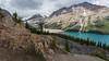 The Flow into Peyto (Ken Krach Photography) Tags: peytolake banffnationalpark