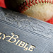 """A Prayer for Owen Meany"" - #MyFavouriteNovel (Fiction) (lindakowen) Tags: myfavouritenovelfiction aprayerforowenmeany baseball bible"
