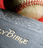 """A Prayer for Owen Meany"" - #MyFavouriteNovel (Fiction) (lindakowen) Tags: everydayitems myfavouritenovelfiction aprayerforowenmeany baseball bible"