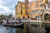 Tokyo Disneysea 2017 34 - Gondolas On the Palazzo Canals 01 (JUNEAU BISCUITS) Tags: palazzocanals mediterraneanharbor tokyodisneysea disneysea italy themepark disney disneyresort disneyparks nikon nikond810 waltdisney japan gondolas