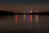 Warsaw (irena iris szewczyk) Tags: night warsaw oland skyscrapers lights irena iris szewczyk