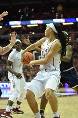 FSU Women's Basketball vs Notre Dame (Jacob Gralton) Tags: fsu basketball womens ncaa college sports photography