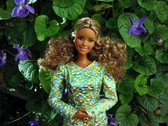 (Linayum) Tags: barbie barbiedoll mattel barbiecurvy curvybarbie afrobarbie barbiethelook barbielook barbiecollector doll dolls muñeca muñecas toys toy linayum