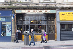 The Posada, Lichfield Street (new folder) Tags: wolverhampton typography architecture theposada lichfieldst pub camra me reflection