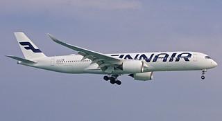 HKT/VTSP: Finnair Airbus A350-941 OH-LWI