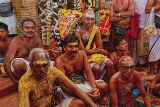 Thai poosam  festival    / palani / tamilnadu / india
