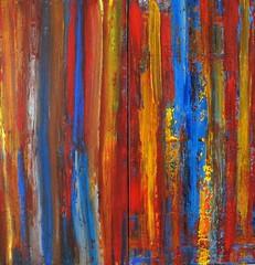 abstract painting 1 (Peter Wachtmeister) Tags: artinformel art modernart artbrut minimalart abstract abstrakt acrylicpaint popart surrealismus surrealism hanspeterwachtmeister