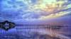 (077/18) La Albufera Valenciana (Pablo Arias) Tags: pabloarias photoshop photomatix capturenxd españa cielo nubes arquitectura puente agua puestadesol atardecer laalbufera valencia
