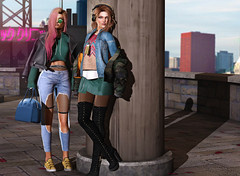 Now the time is right (Vega_Arida) Tags: sl secondlife friends collabor88 c88 fameshed emery lamb amitomo blueberry gaia ison lagyo bleich theskinnery views neon
