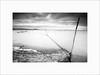 Fishing nets (Guillaume et Anne) Tags: frontignan sud montpellier étang vic france noiretblanc bw canon 6d 24105f4lis 24105 24105f4 filtre filters leefilters lee gnd09 gnd03 big stopper poselongue longexposure