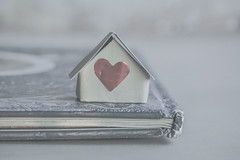 Home is where the Heart is... (Ayeshadows) Tags: home heart top book is where elvis presley songs interpretation grey colour