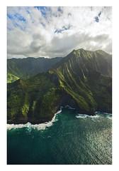 Nā Pali Coast, Kaua'i, Hawai'i (danny wild) Tags: hawaii usa kauai napalicoast hawaiian aloha helicopter
