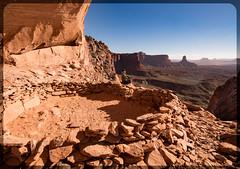 False Kiva (Jami Bollschweiler Photography) Tags: false kiva national park canyonlands landscape photography nikon utah female