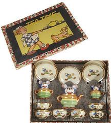 Mickey Mouse 1930 (×petra×) Tags: disney kinderserviesje doll mickeymouse