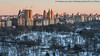 Central Park Sunrise (20180107-DSC06982) (Michael.Lee.Pics.NYC) Tags: newyork centralpark aerial centralparkwest sunrise carousel sheepmeadow architecture cityscape winter snow sony a7rm2 fe24105mmf4g parklanehotel