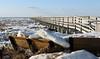 IMG_8796 qe (MaggieDu) Tags: ice winter greysbeach boardwalk yarmouthport cape cod massachusetts