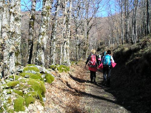 Senderismo por Cascadas Aguas Cemidas Zamora Fotografía Javi Cille (15)