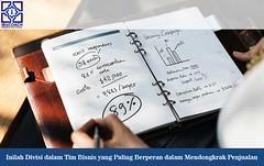 Inilah Divisi dalam Tim Bisnis yang Paling Berperan dalam Mendongkrak Penjualan (iBiz Coach) Tags: belajarmarketing caramendongkrakpenjualan caramendongkrakpenjualanproduk marketing marketingonline timmarketinterbaik
