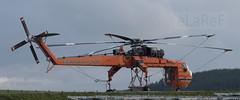 N158AC Sikorsky CH-54B Tarhe msn 64081 (eLaReF) Tags: n158ac sikorsky ch54b tarhe msn 64081