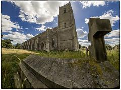 Blythburgh church (Mirrorless for me) Tags: blythburgh church olympus olympusem1 lightroom adobe