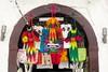 Colorful Casco (Mabelín Santos) Tags: color colorful puerta door decoration crafts fieltro